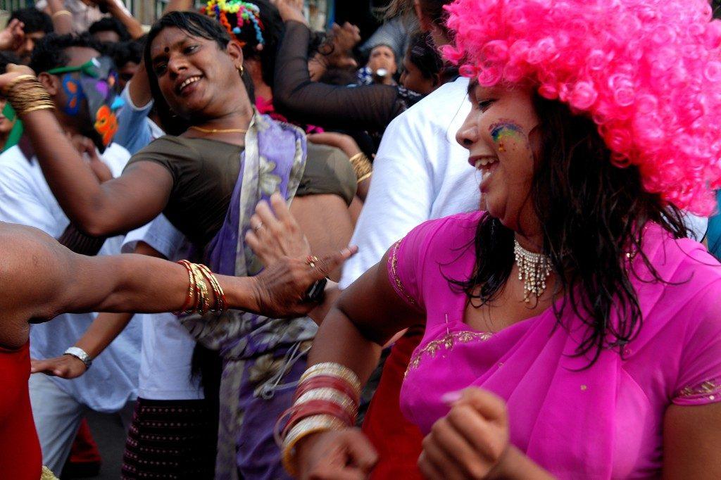 gay pride parade india photo