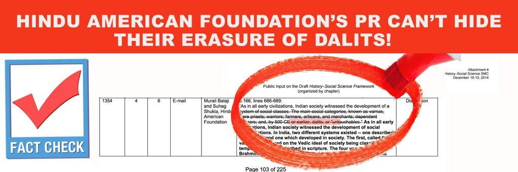 dalit diva misrepresented HAF edit image
