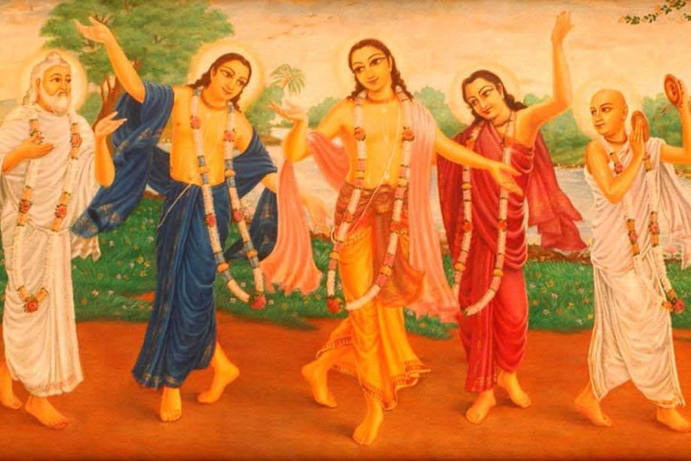 lord chaitanya image
